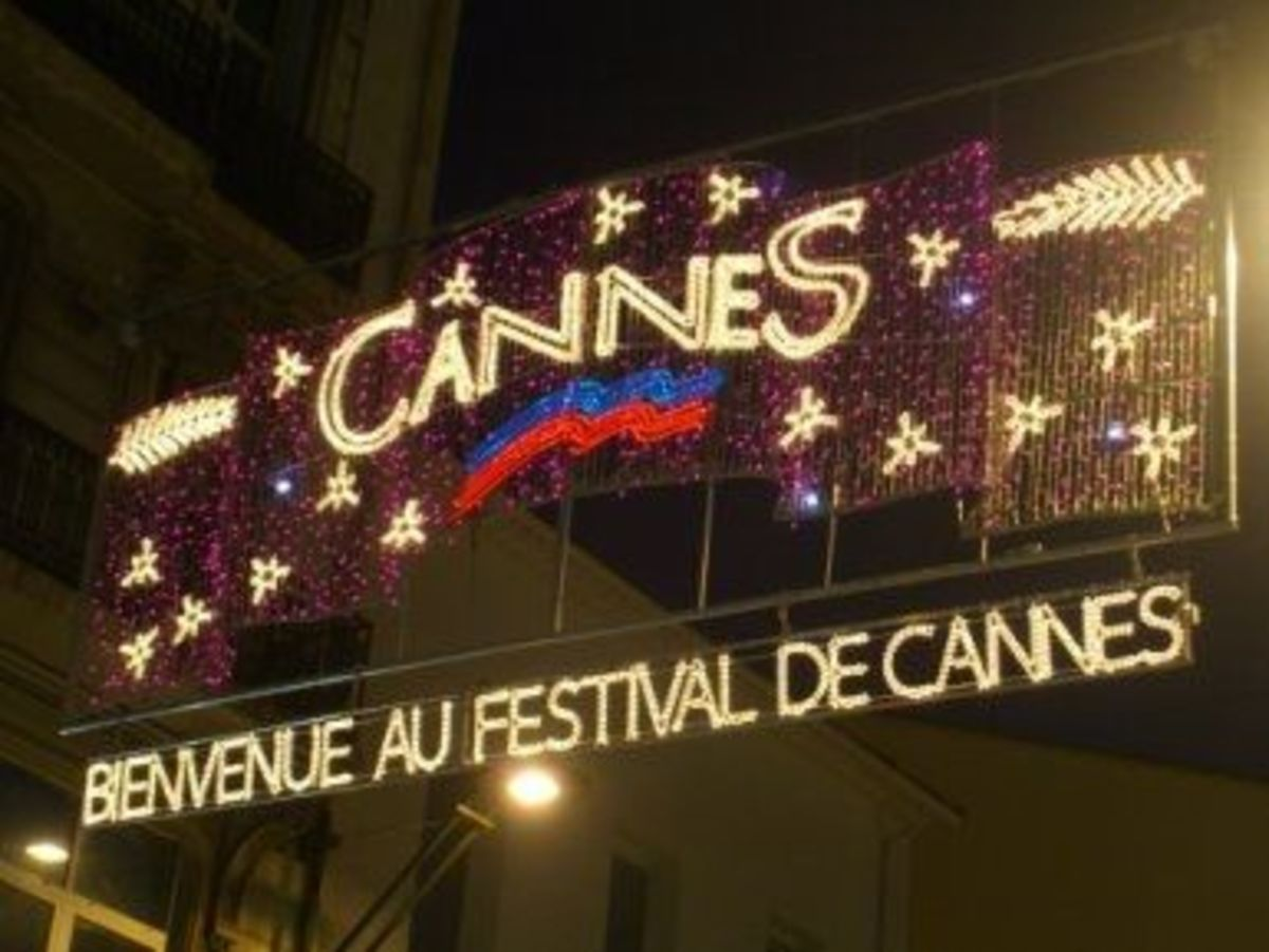 International Film Festival â Cannes, France