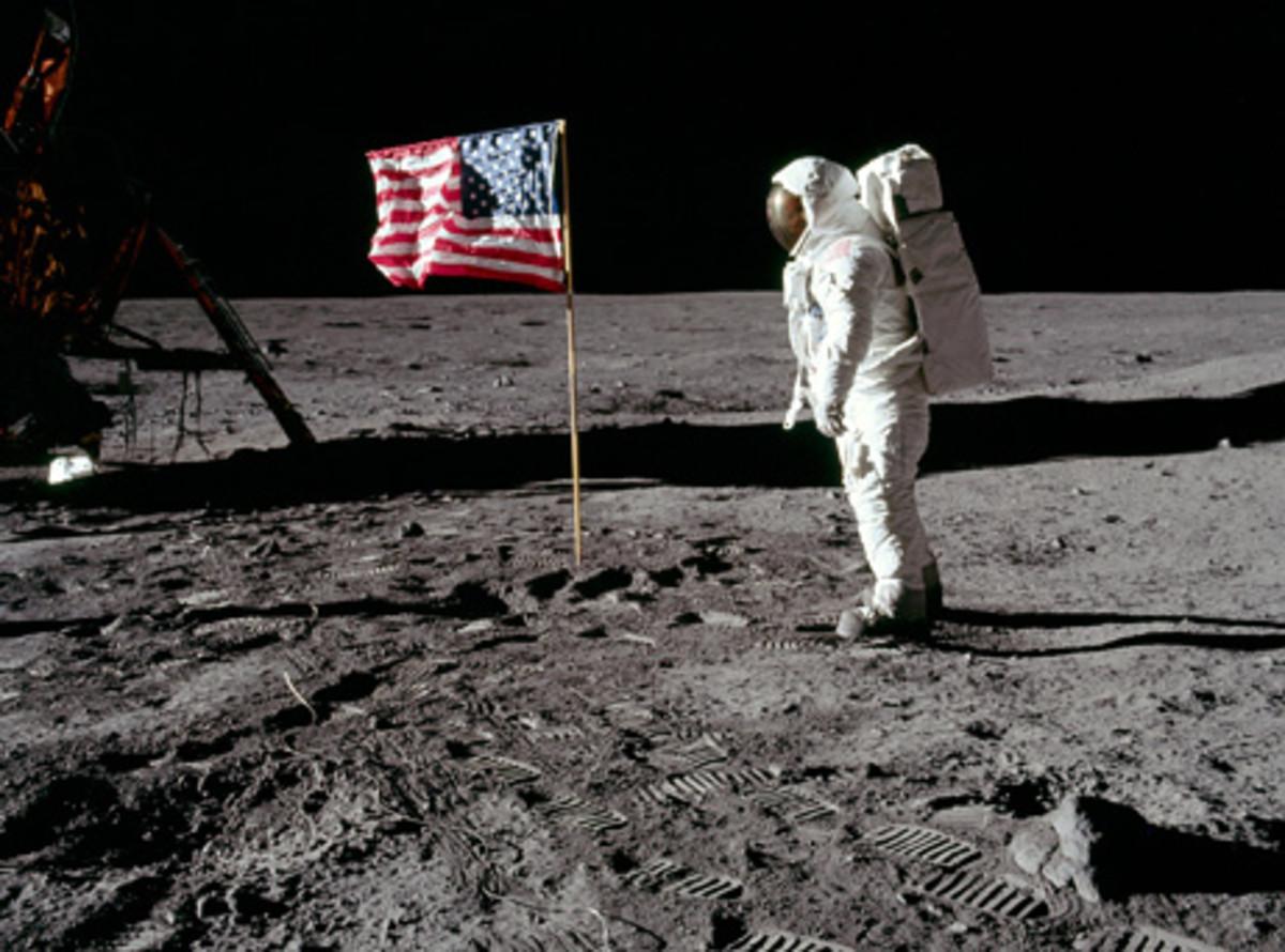 moon landing argument - photo #13