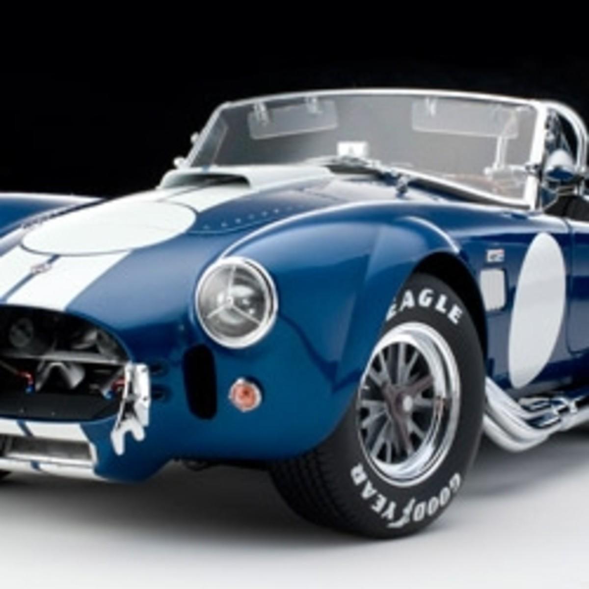 Shelby Cobra Diecast