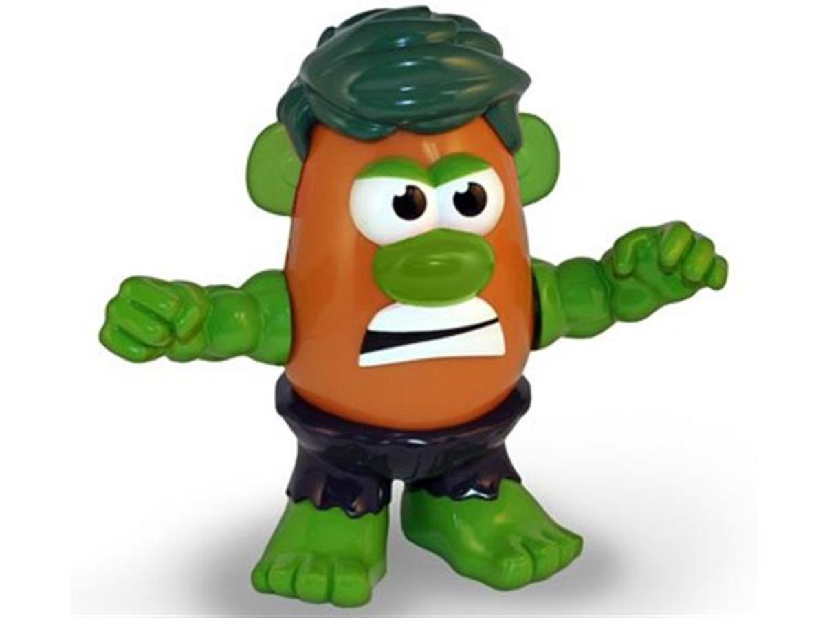 Hulk Mr PotatoHead