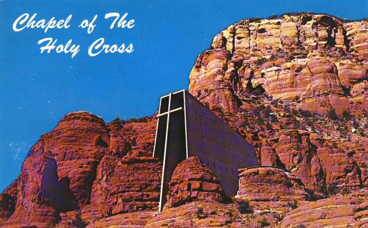 Chapel of the Holy Cross, Sedona Arizona