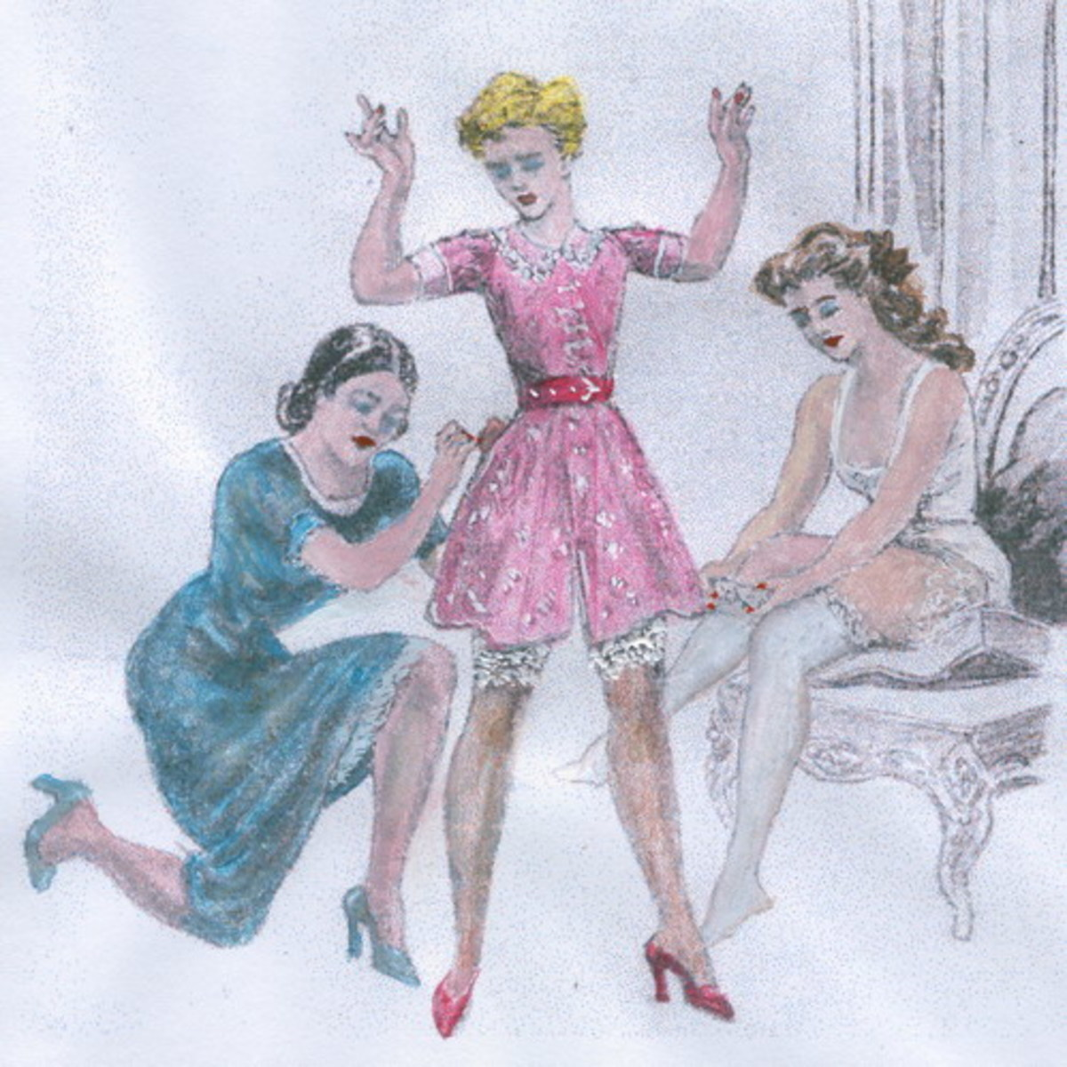 Confessions of a Cross-Dresser!
