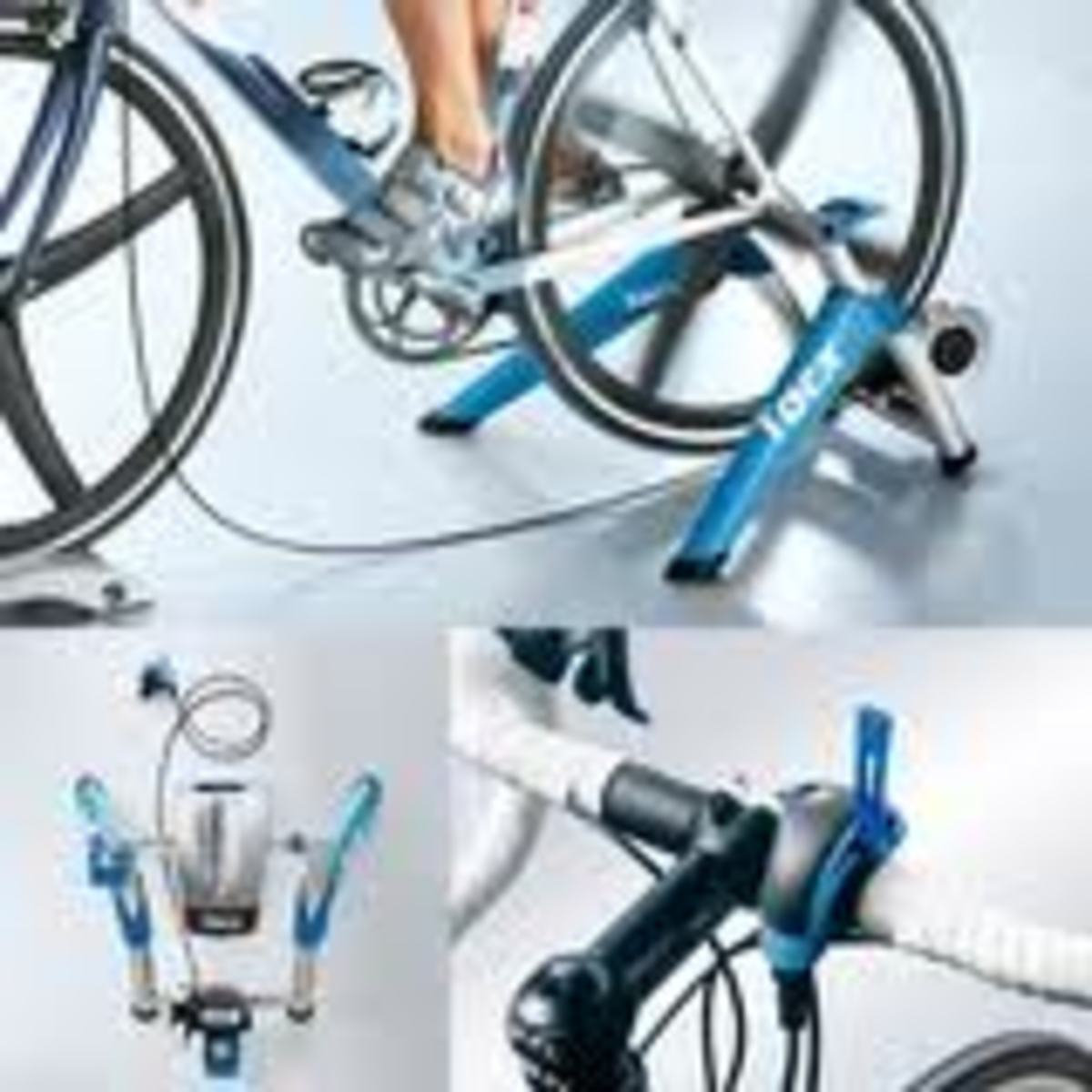 The Tacx Satori Indoor Trainer