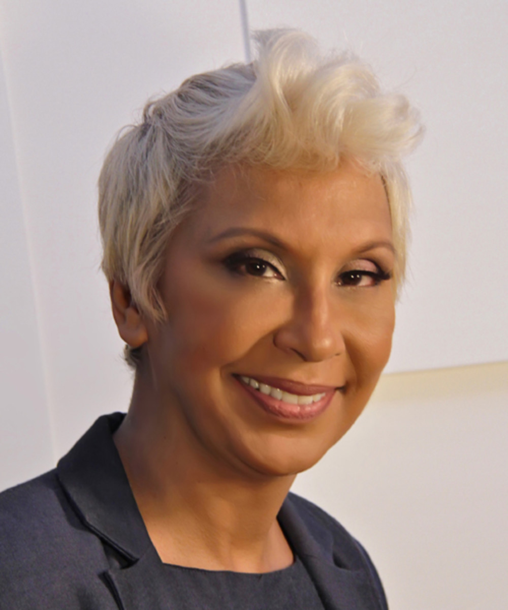 Asha McLeod, Founder of Jazma Hair Inc.