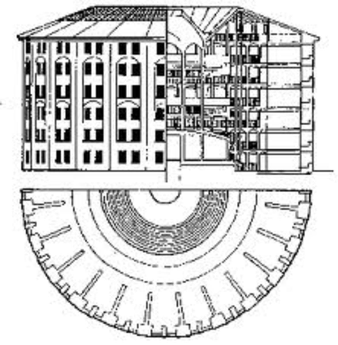 The panopticon diagram
