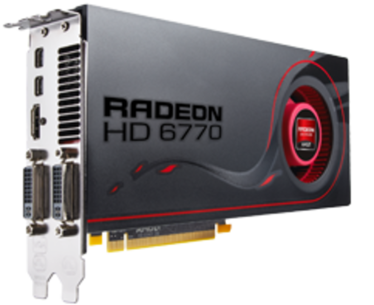 AMD Radeon HD 6770 Benchmark - Value for Money Graphics Card
