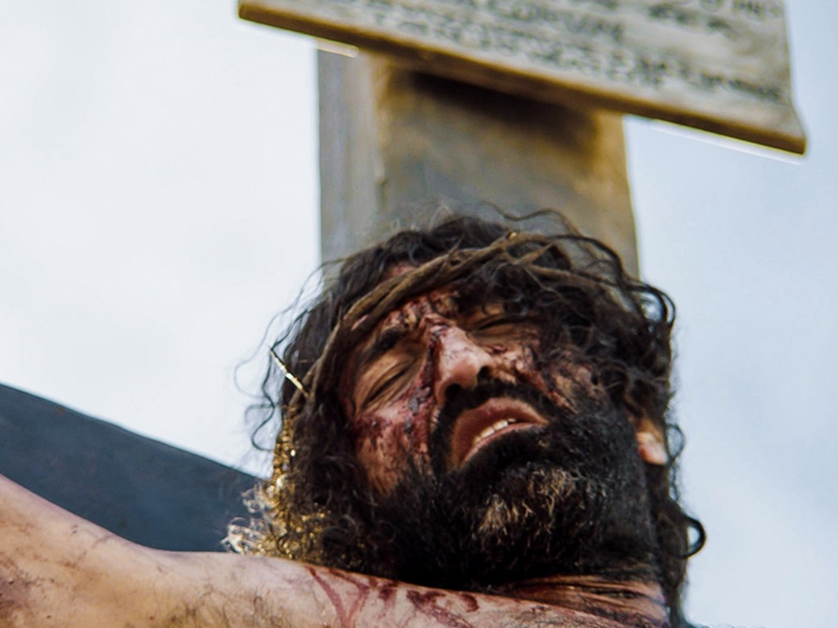 Jesus humbled Himself in obedience to God, and died a criminals death on a cross (Phil. 2:8b).