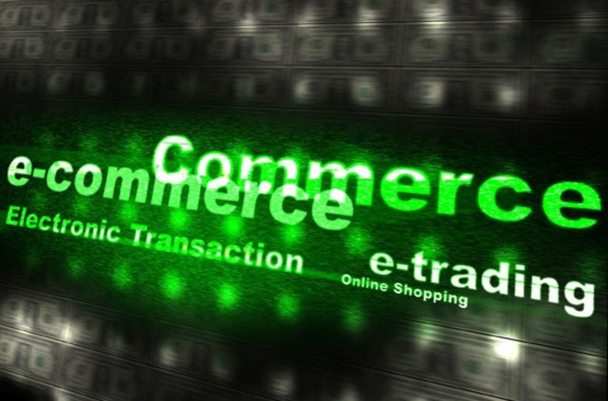 Three Types of E-commerce