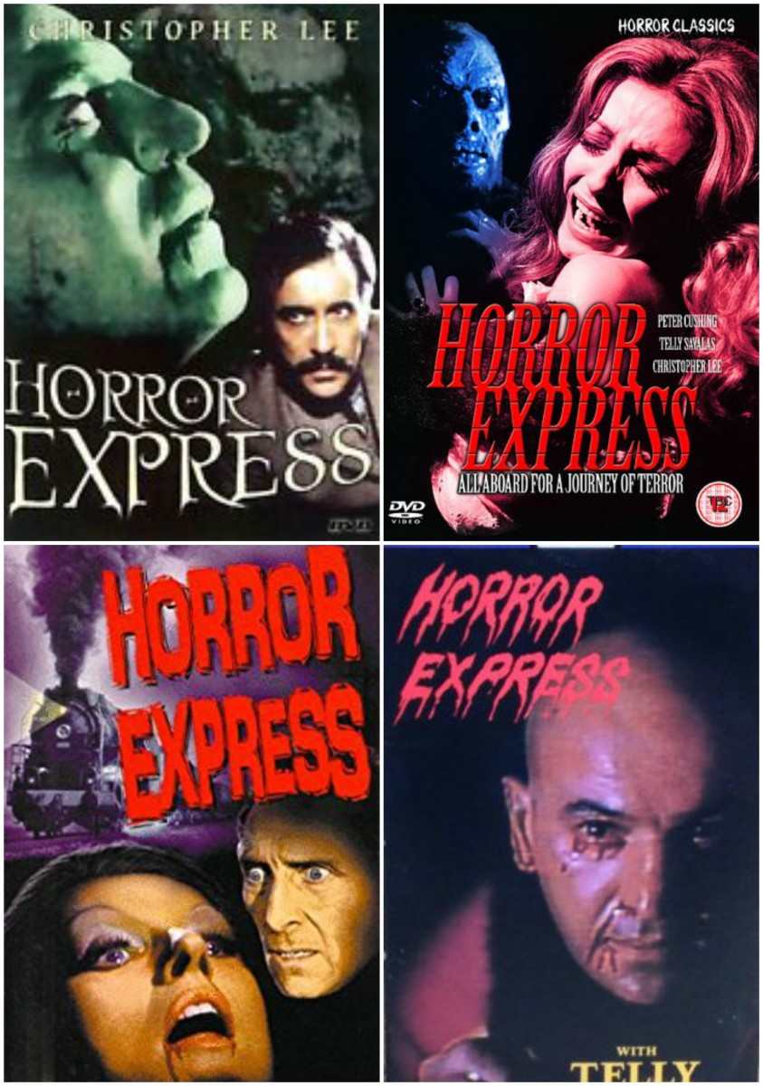 """Horror Express"" (1972) Review"