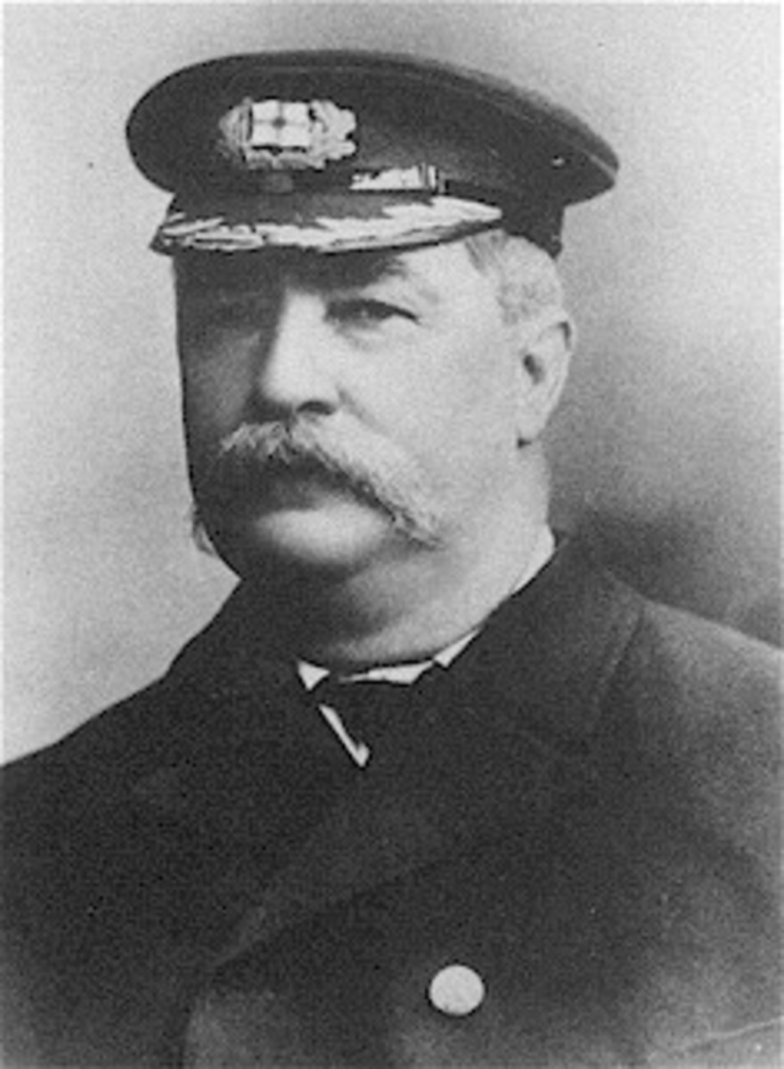 Captain William Knight