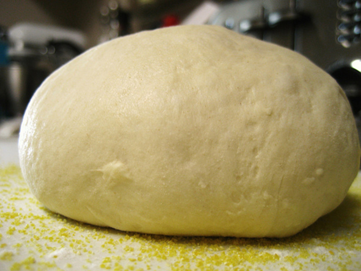 How to Make Dough Rise