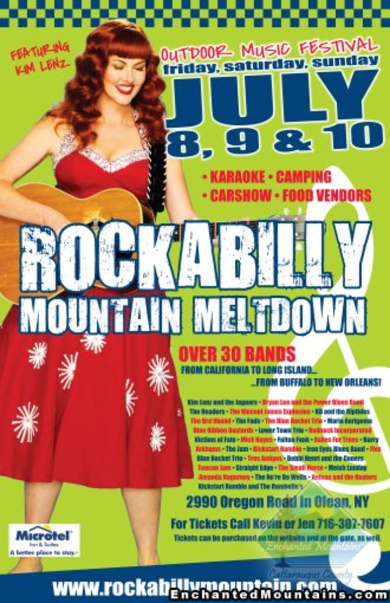 Rockabilly Concerts