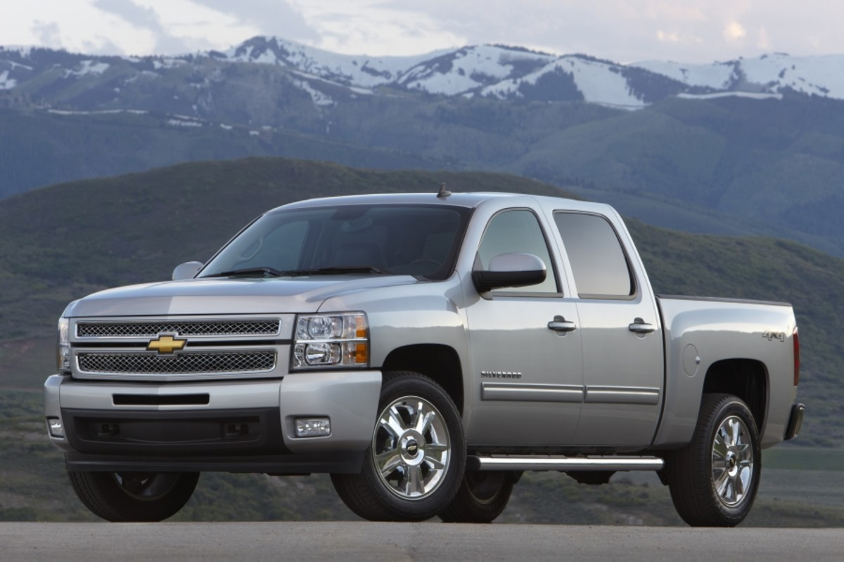 The Best Comparison of the 2012 Chevy Dodge and Ford Half Ton