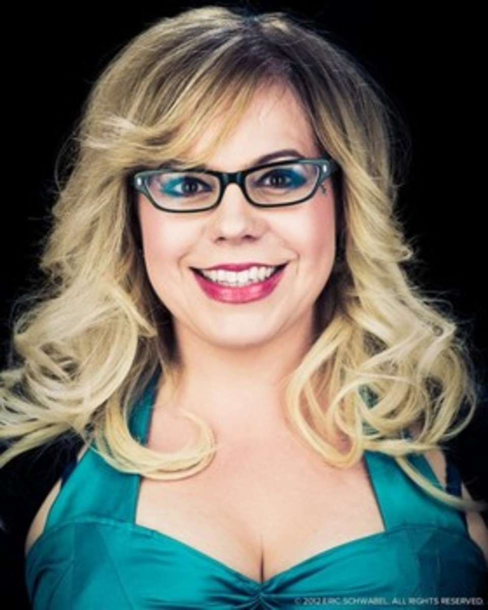 Let's Shop in Penelope Garcia's (Virtual) Closet!
