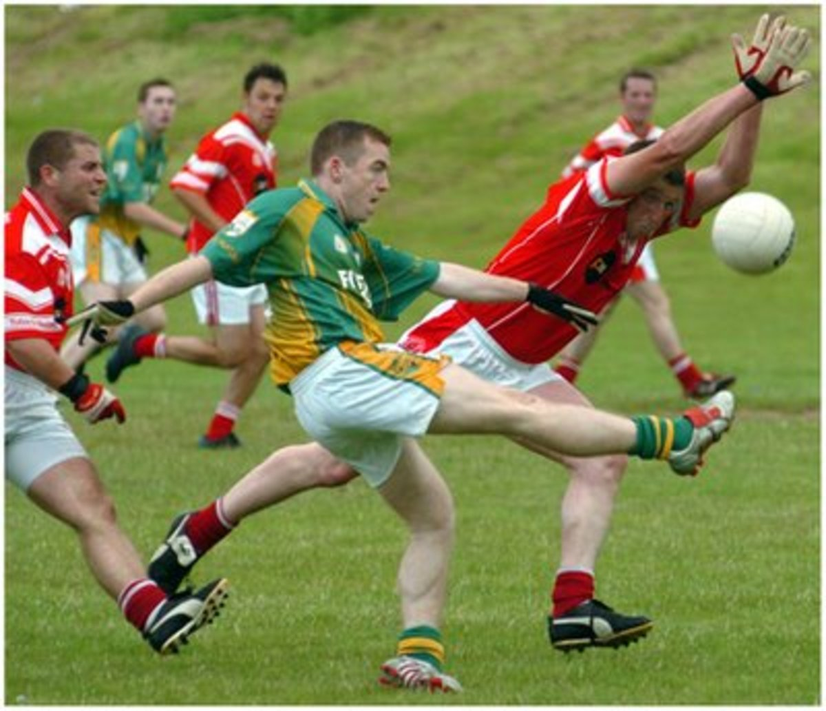 Gaelic Football v Soccer