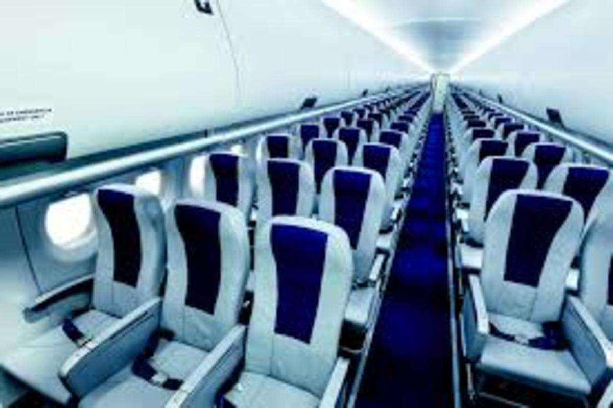 Airline Seats are very valuable. An empty seat is throwing money away.