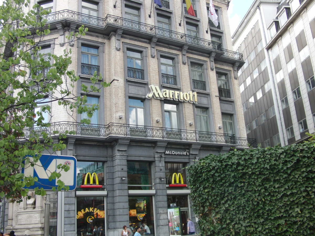McDonalds and Marriot are two big companies used to use Revenue Management. The way to increase revenue by adjusting the supply.