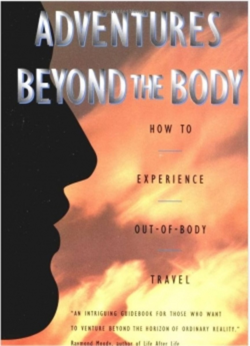 Adventures Beyond The Body by William Buhlman