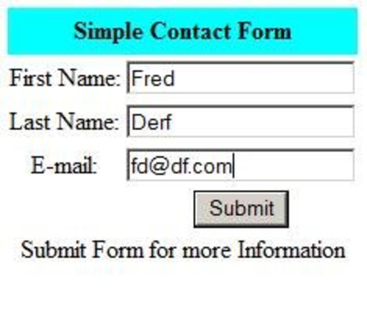 retrieving-html-form-data-using-javascritp