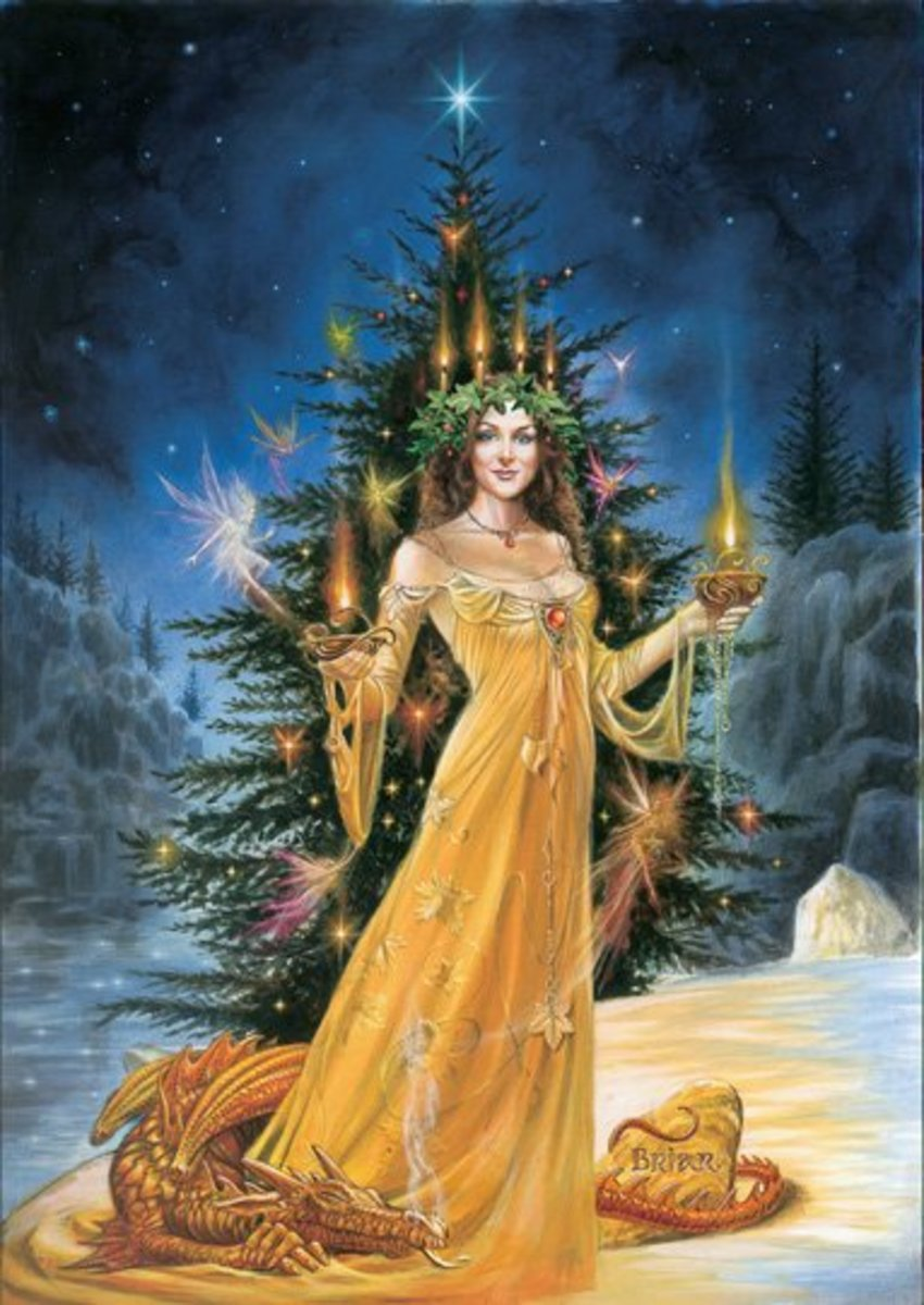 Yule Mother Nature