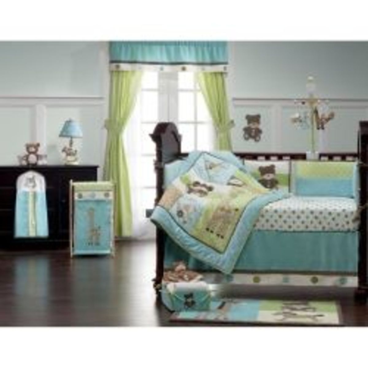 Kids Line Toyland Nursery Decor