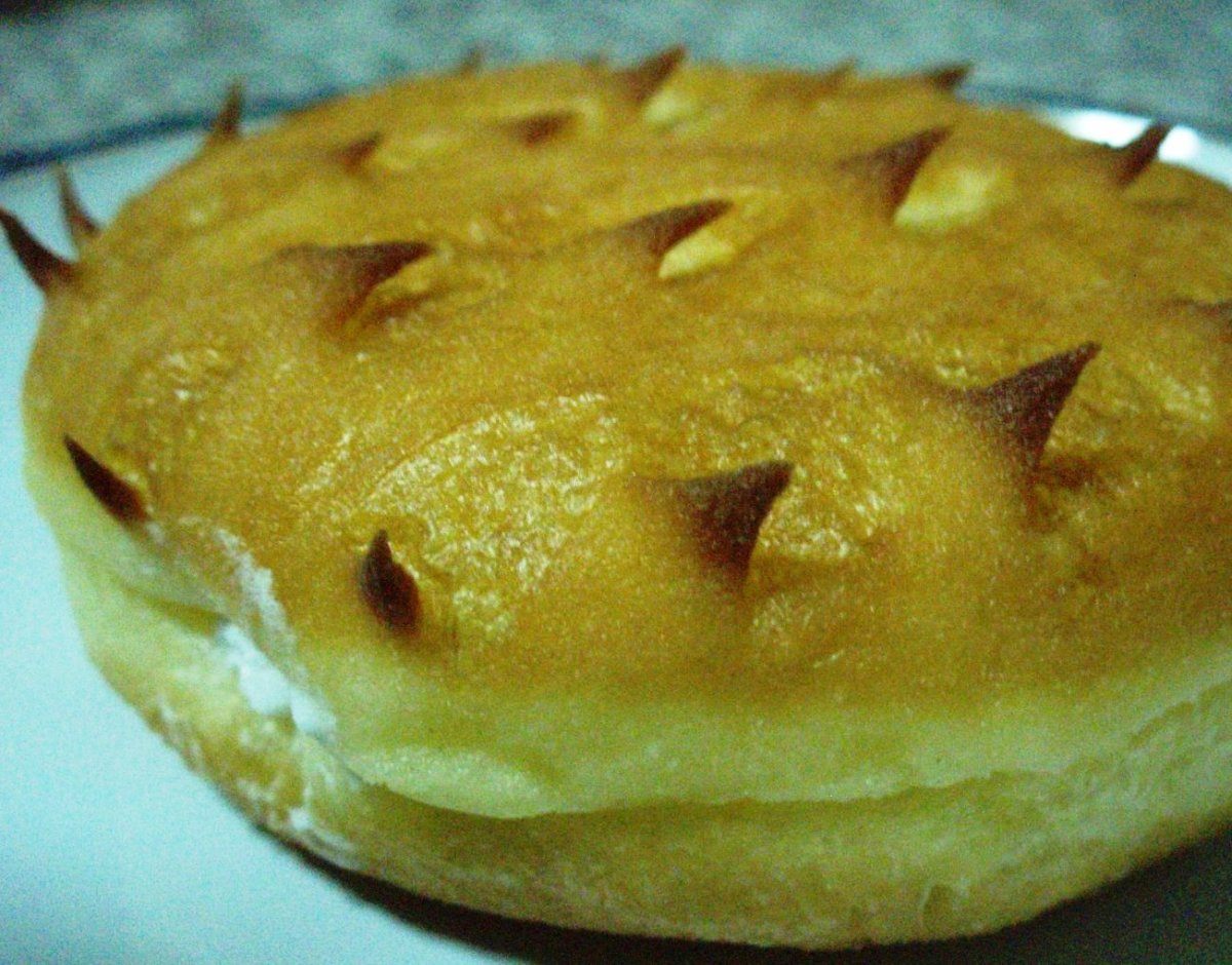 Durian Doughnut Recipe,  How to Make Durian Doughnut