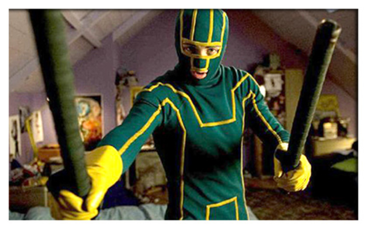 Fancy Dress Costumes: How To Make Your Own Kick-Ass Costume From Home