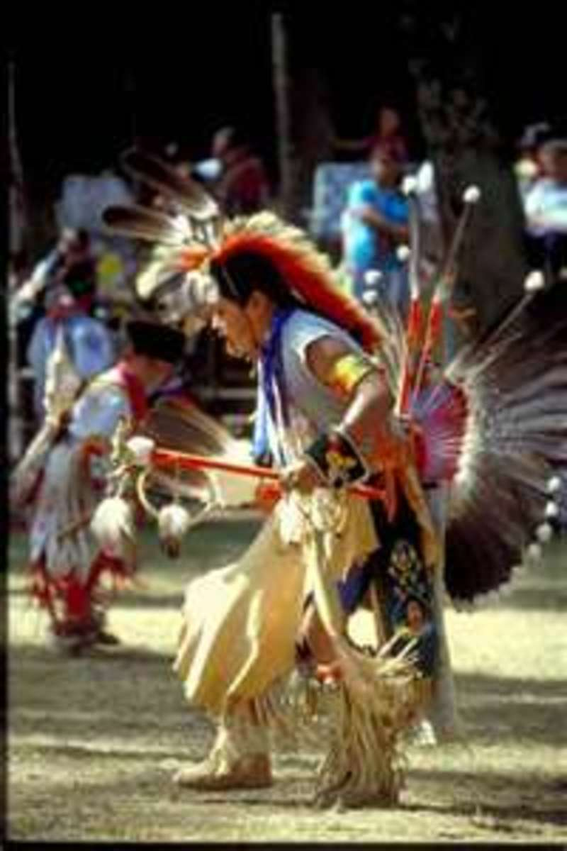 Problems Facing Native American Indians in the Modern World