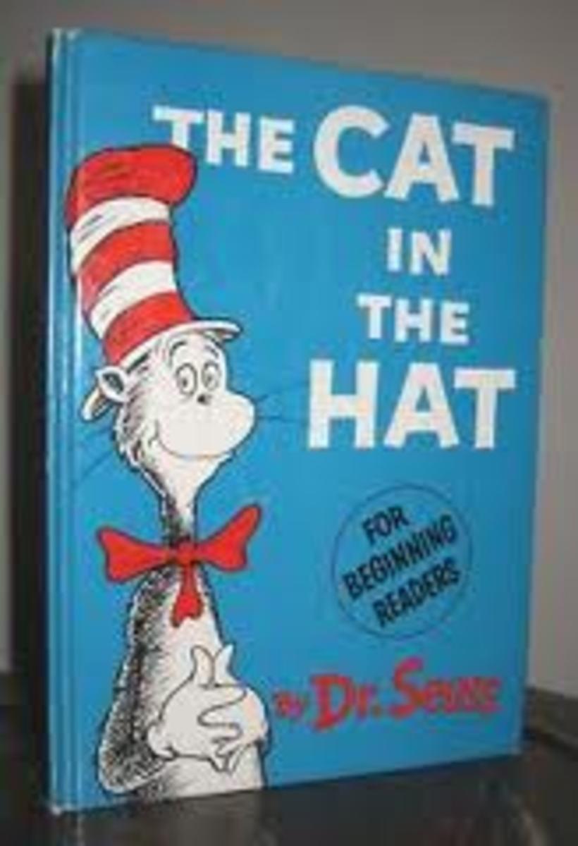 First Edition dr. Zeuss kids book