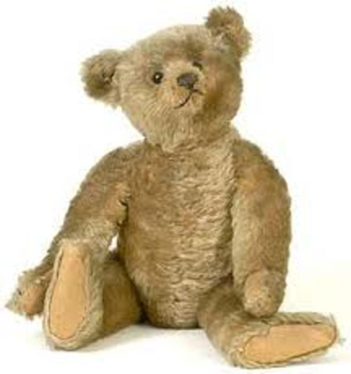 A Steif German Teddy Bear
