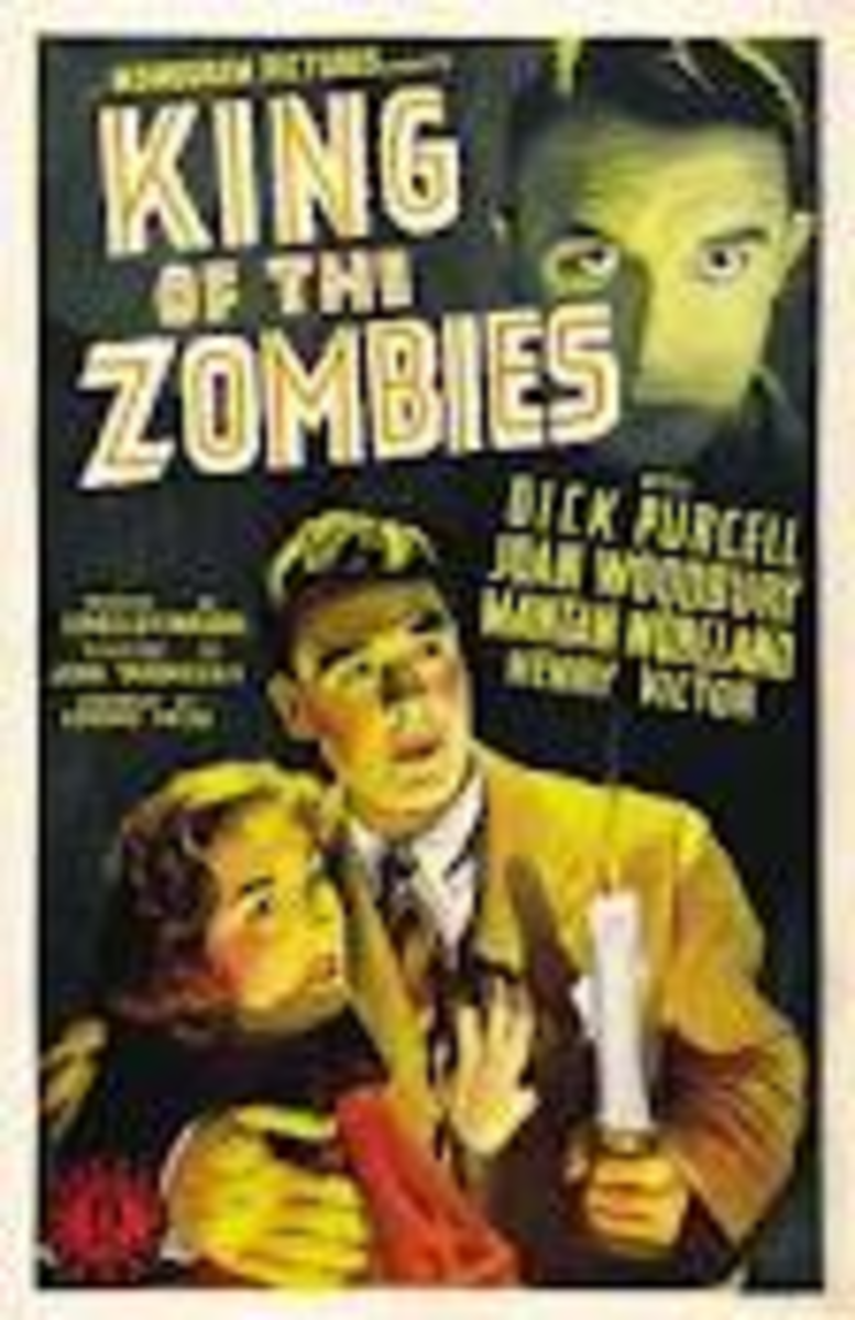 Old Movie posters can be really valuable