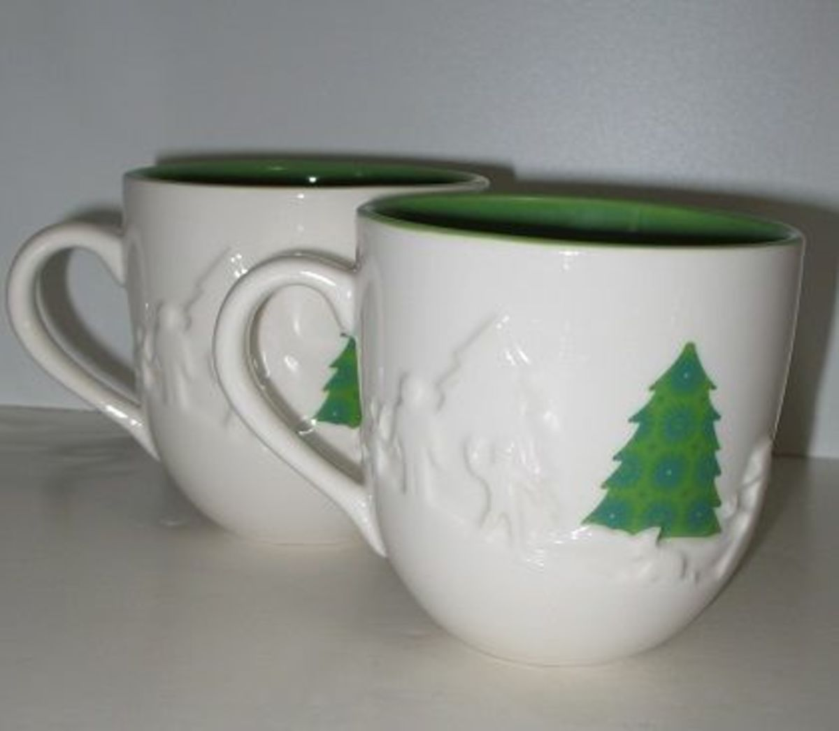 Starbucks 2006 Christmas Coffee Mug