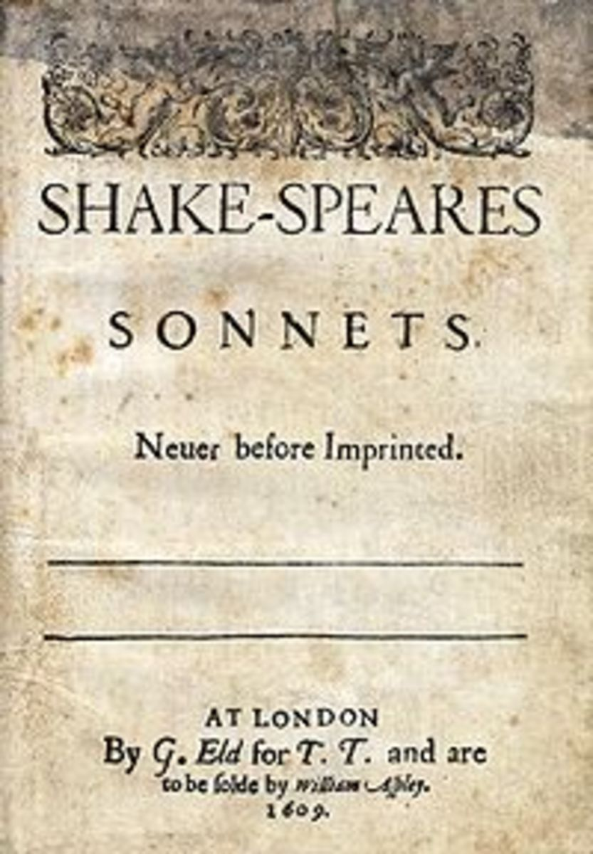 William Shakespeare's Sonnet 73 Analysis by Stanza