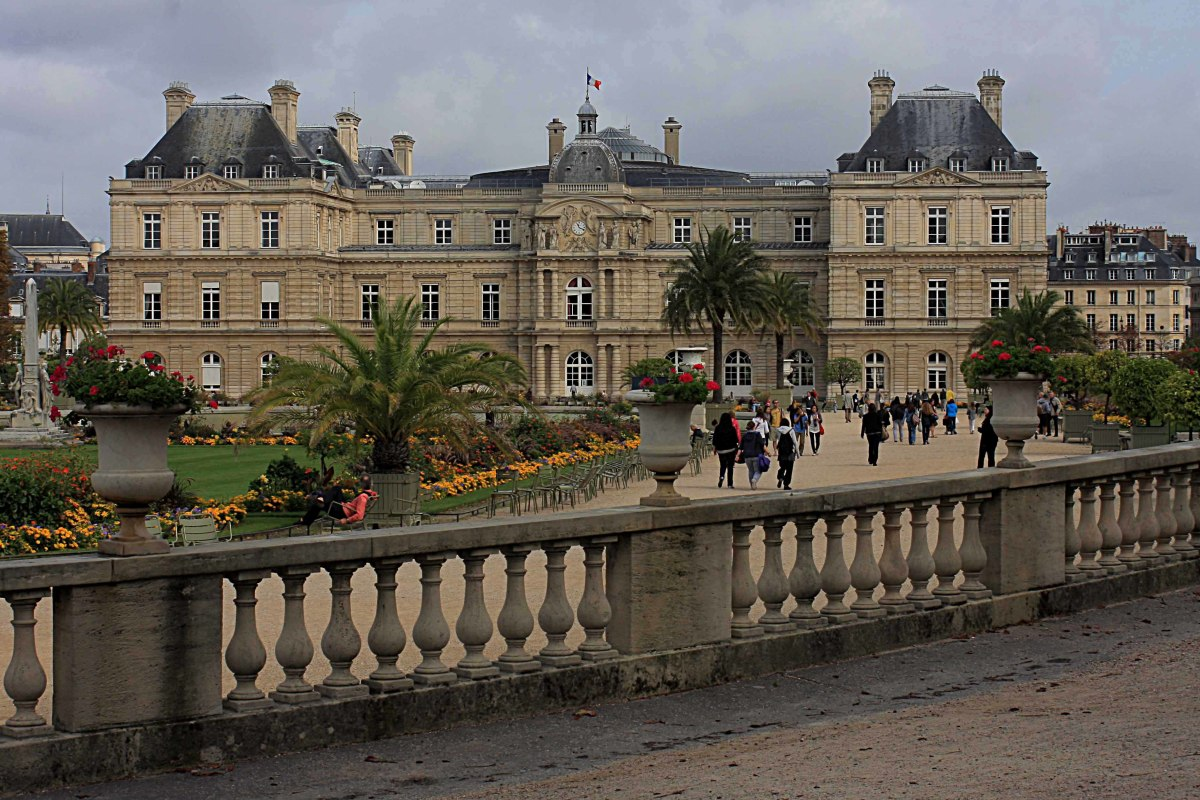 The Palais du Luxembourg