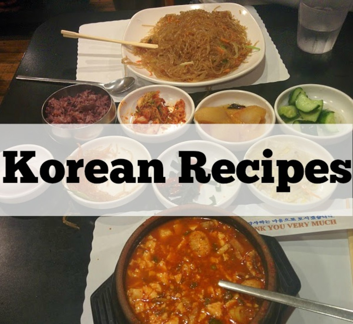 Korean Recipes