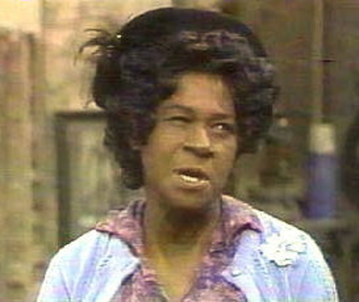 Aunt Esther from Sanford & Son