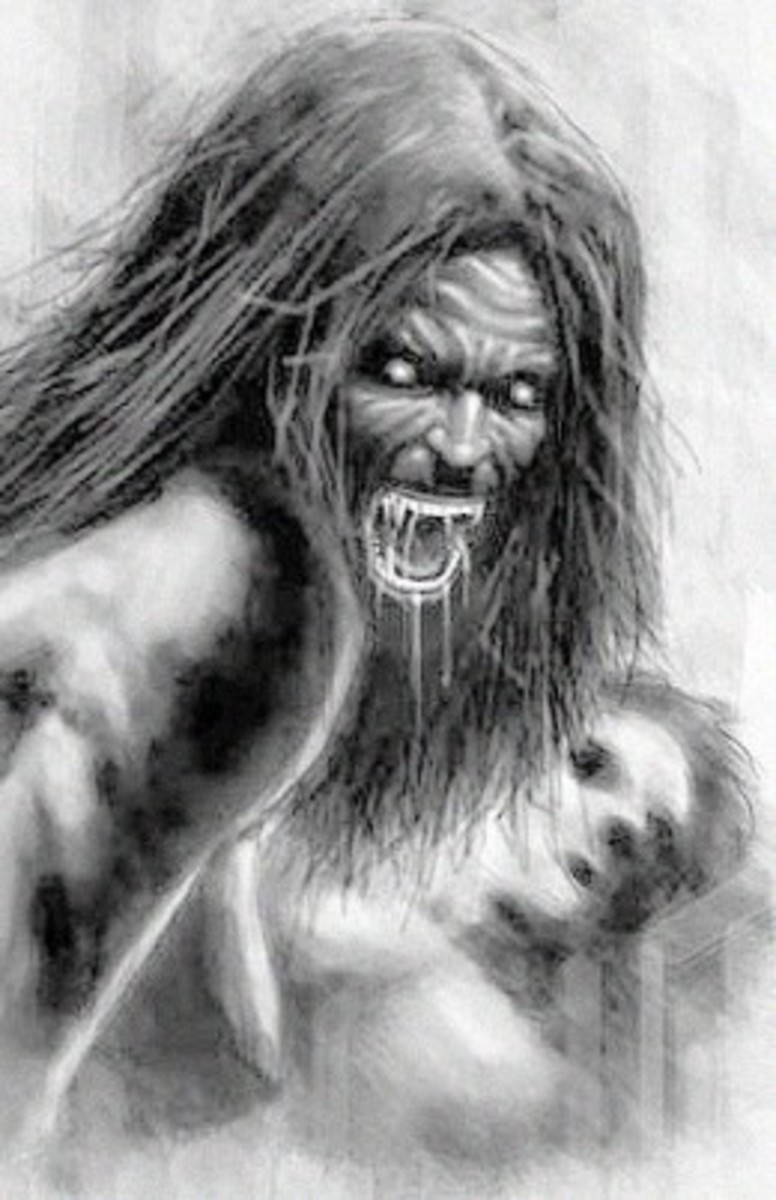 The Aswang  Vampire Legend in Philippine Folklore