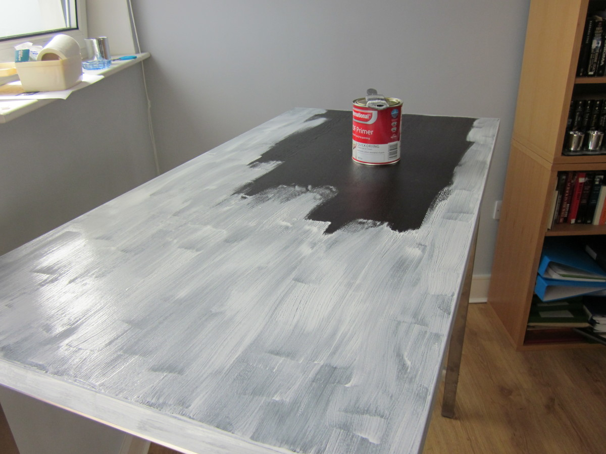 How To Paint Ikea Furniture Hubpages