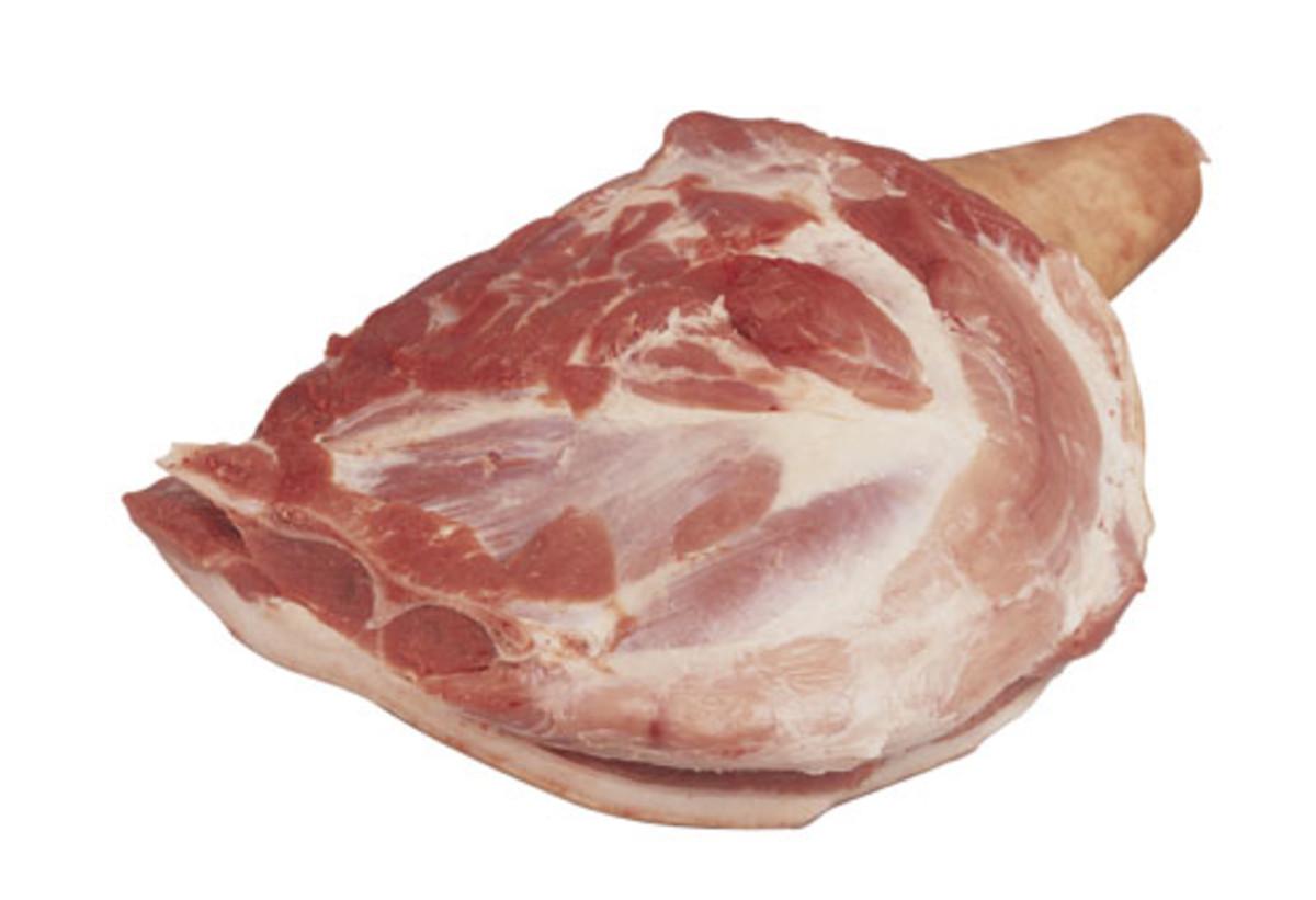 Pork Shoulder (Photo Credit: jademo.be)