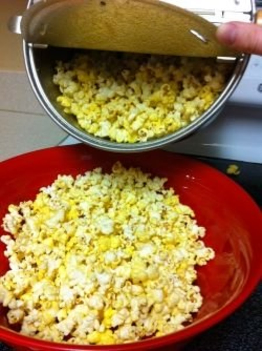 Movie Theater Popcorn Secrets
