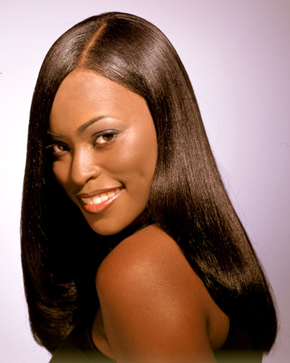 Healthy Relaxed Hair Maintenance Tips
