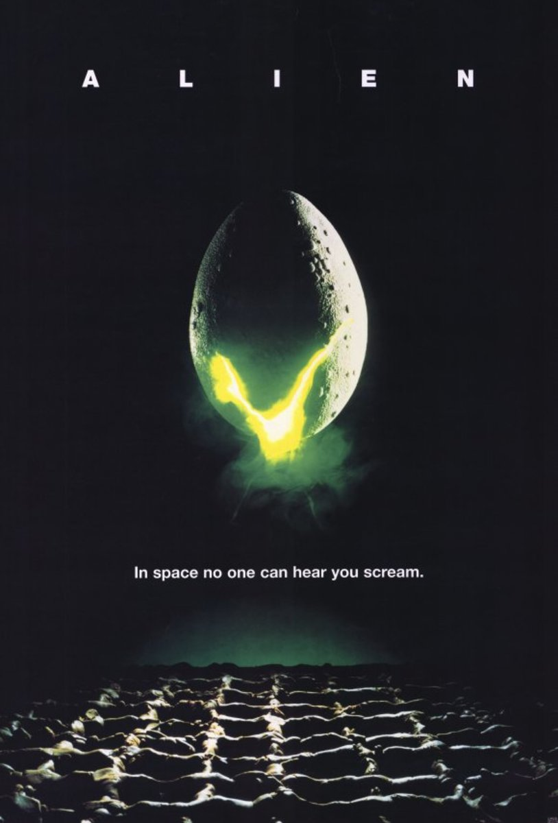 ALIEN (1979) - Illustrated Reference