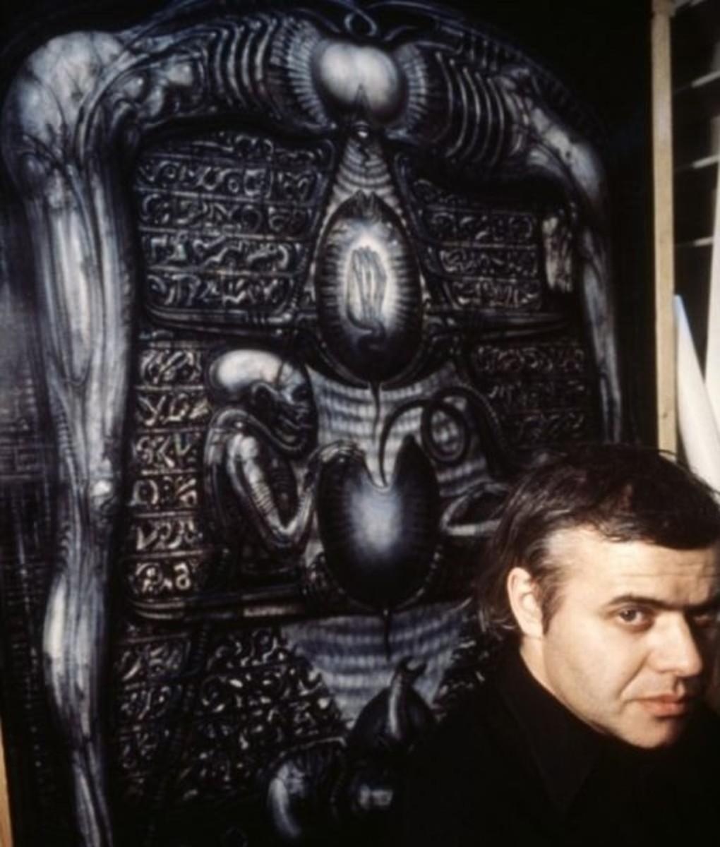 Alien designer H.R. Giger