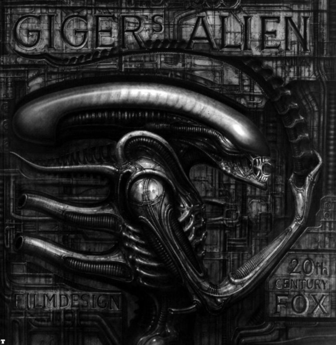 Art by H.R. Giger