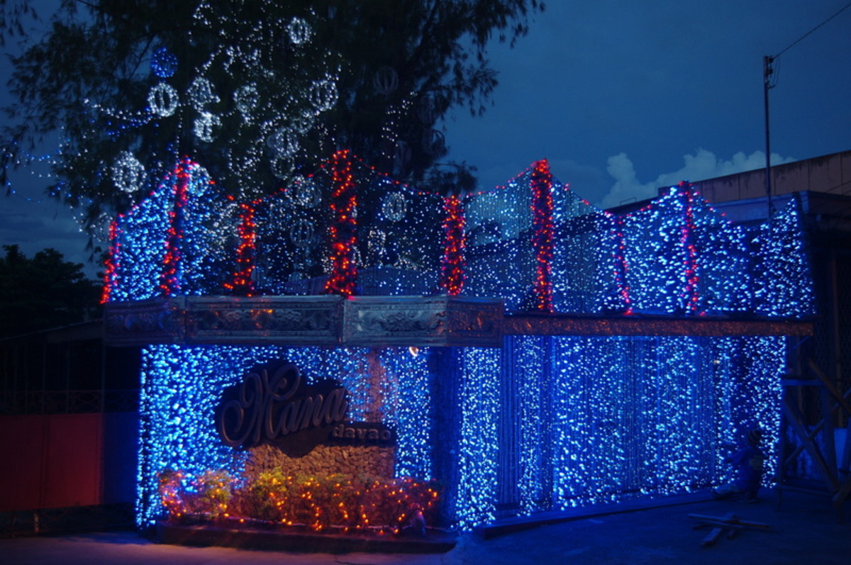 Mana Davao Colorful Christmas