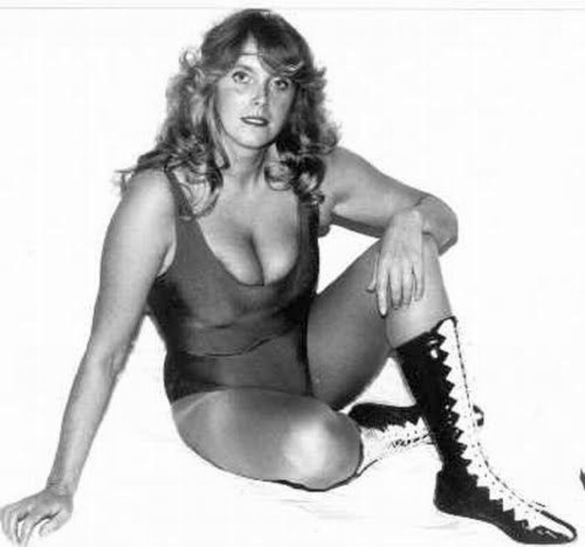 British Women's Pro Wrestling - Mitzi Mueller | HubPages