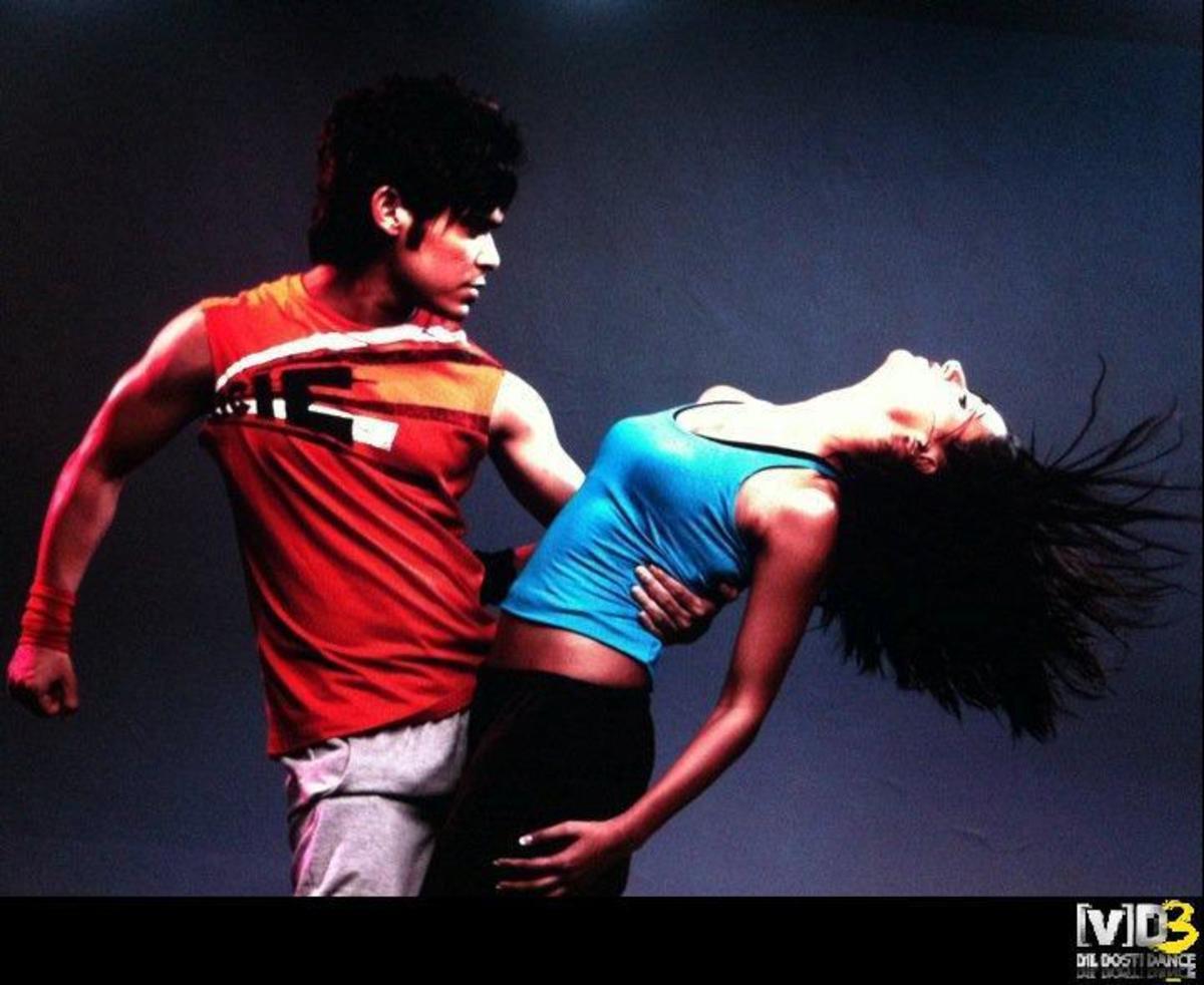 Dil Dosti Dance - Reyansh Singania(Kunwar Amarjeet Singh) and Kria Ghai (Shakti Mohan)