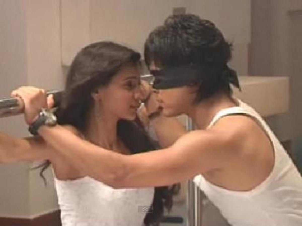 Tanni and Rey (Vrinda Dawda and Kunwar Amarjeet Singh)