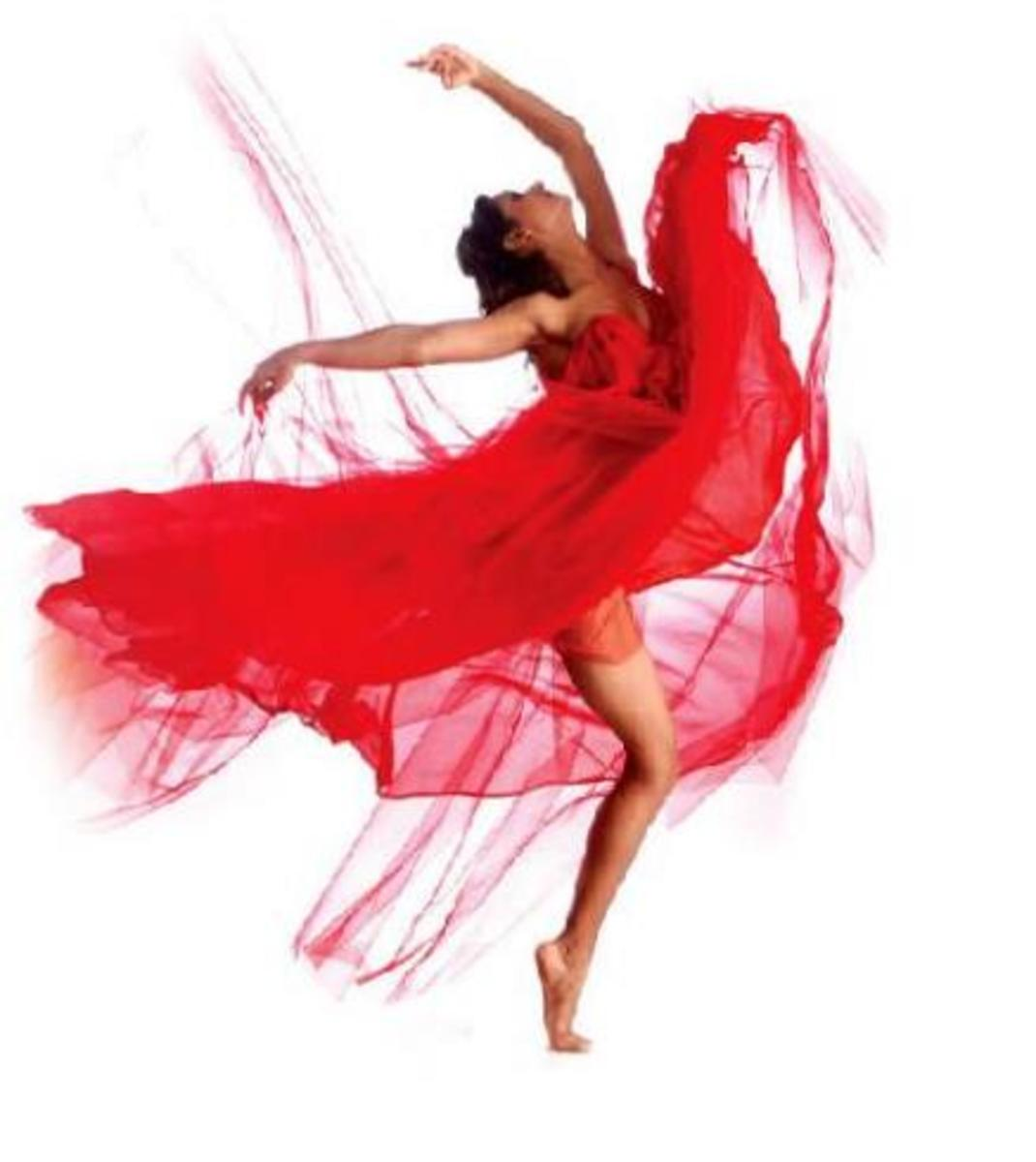 Shakti Mohan was featured in a Dance based Calender of 2012