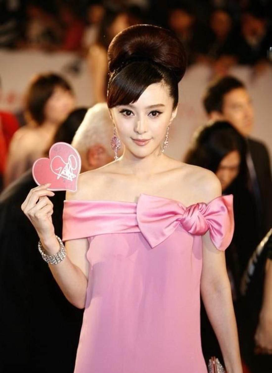 Hot sexy chinese actress